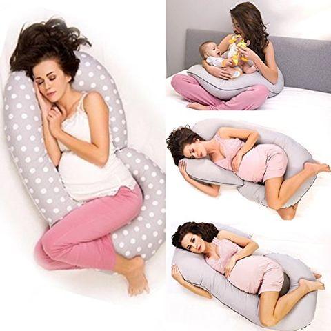 Almohada para el embarazo y la lactancia