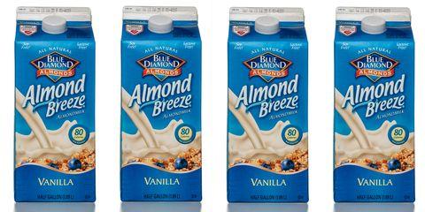 Food, Milk, Ingredient, Dairy, Drink, Soy milk, Lactose, Plant milk, Snack, Almond milk,
