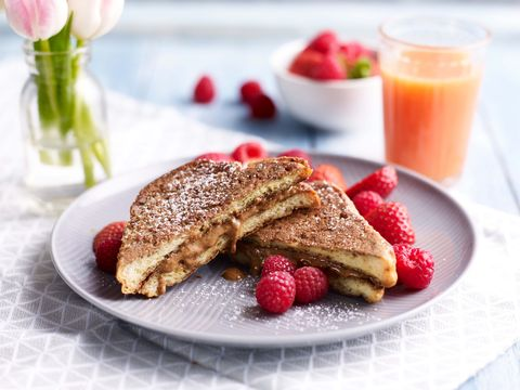 recipe for almond butter french toast