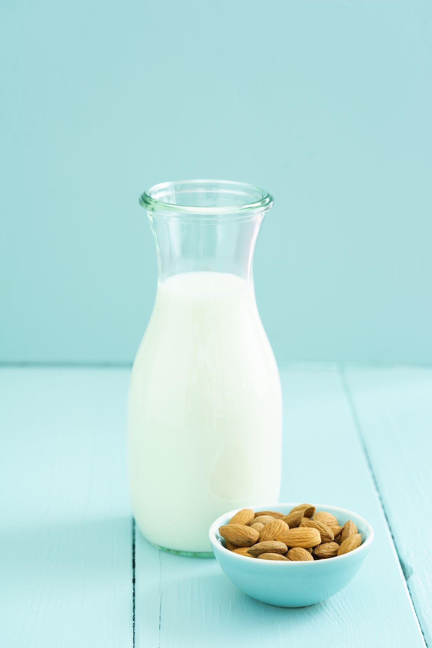 plant-based milks anti-aging foods for women