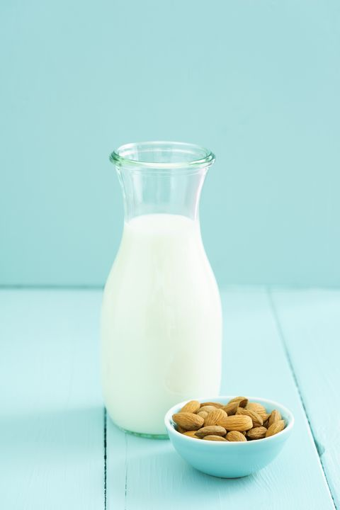plant-based milks anti-aging foods for women