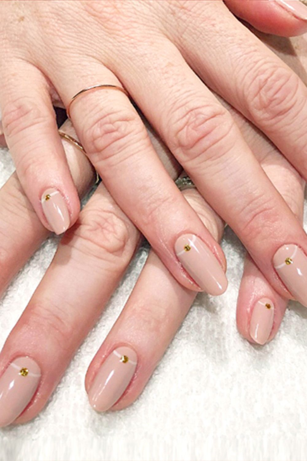 16 Nude Color Nail Designs To Try