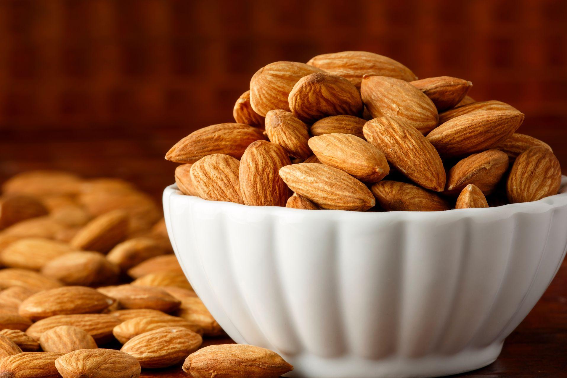 almonds anti-inflammatory food