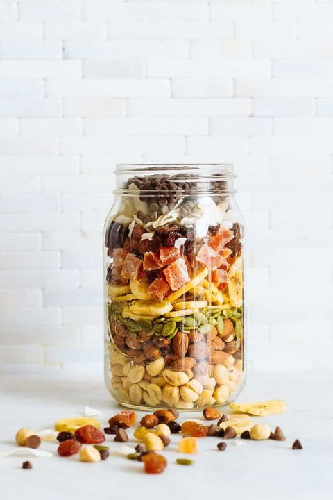 almost everything trail mix recipes