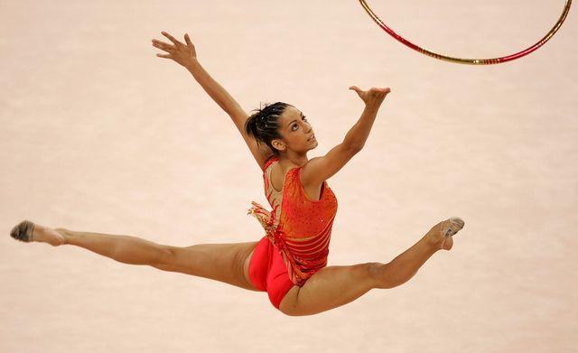 almudena cid, gimnasia en los juegos olímpicos