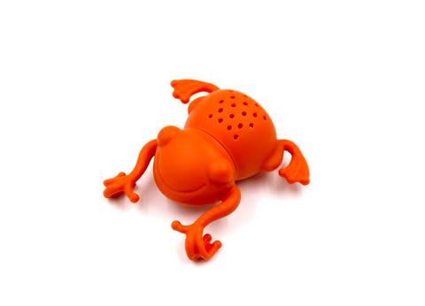Decoración naranja