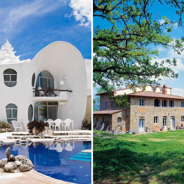 Alojamientos más deseados de Airbnb en la última década