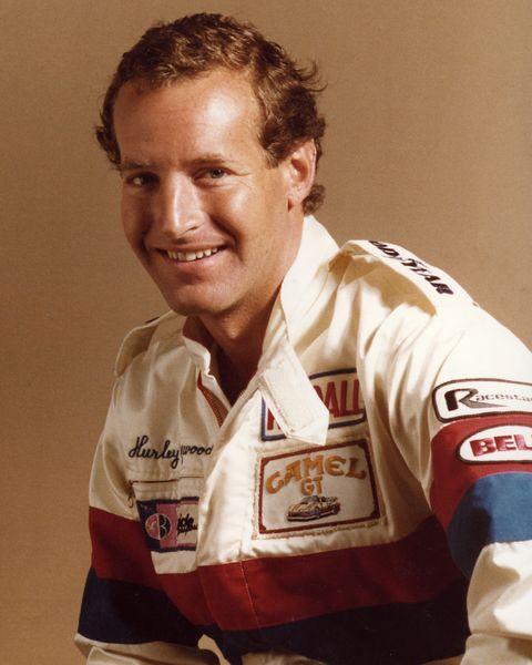 Hurley Haywood - SCCA/IMSA Champion