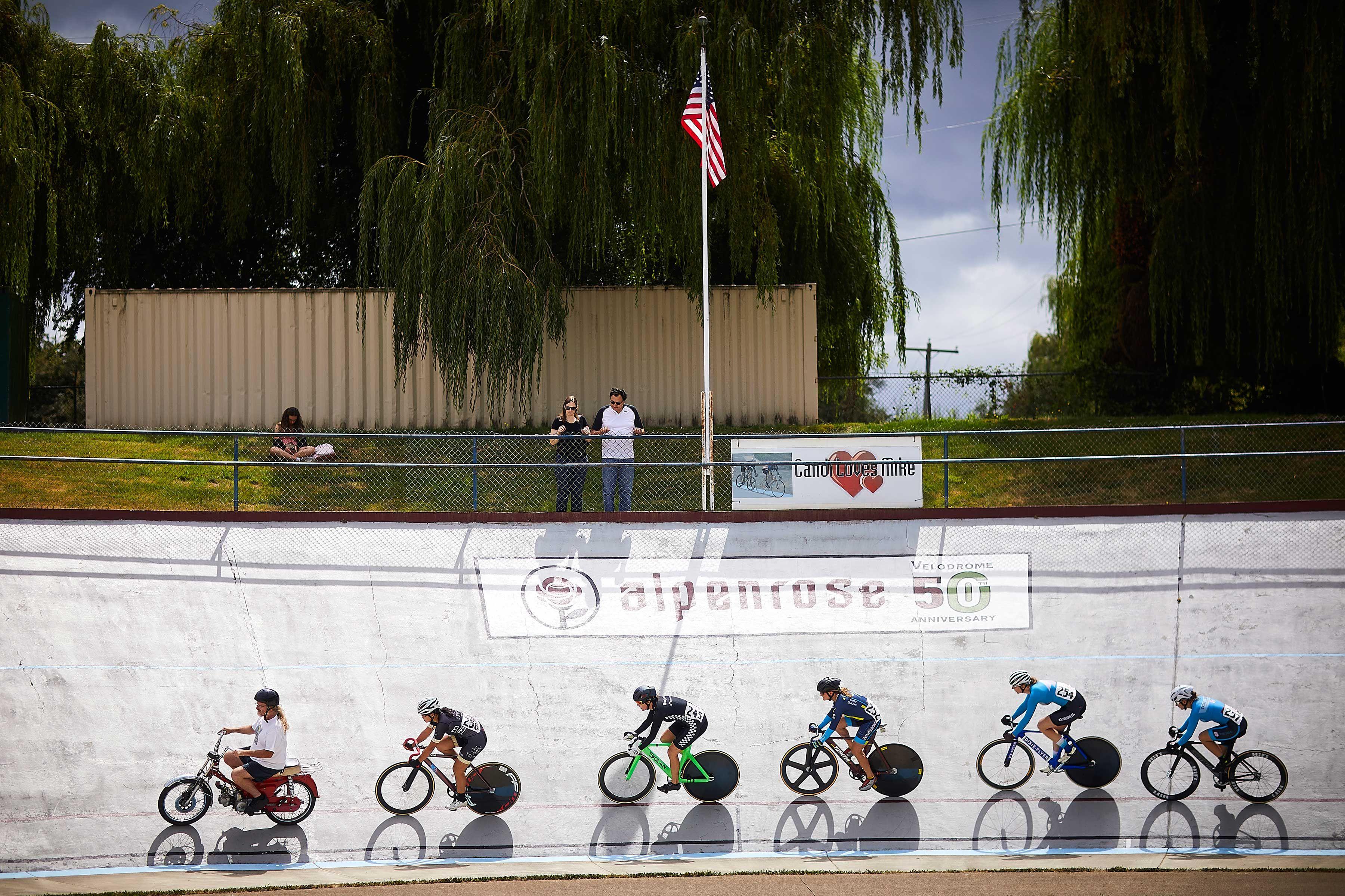 Alpenrose Velodrome Shut Down   Portland Cycling