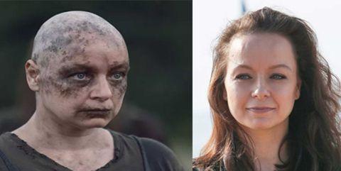 Alpha Samantha Norton Walking Dead