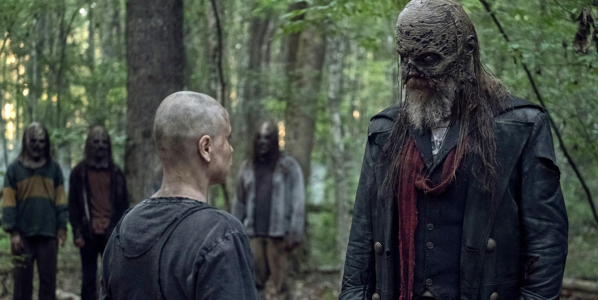 The Walking Dead confirms Beta's identity in latest episode