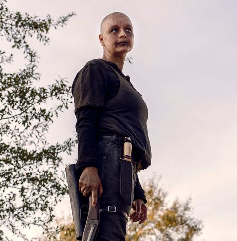 Samantha Morton as Alpha, The Walking Dead