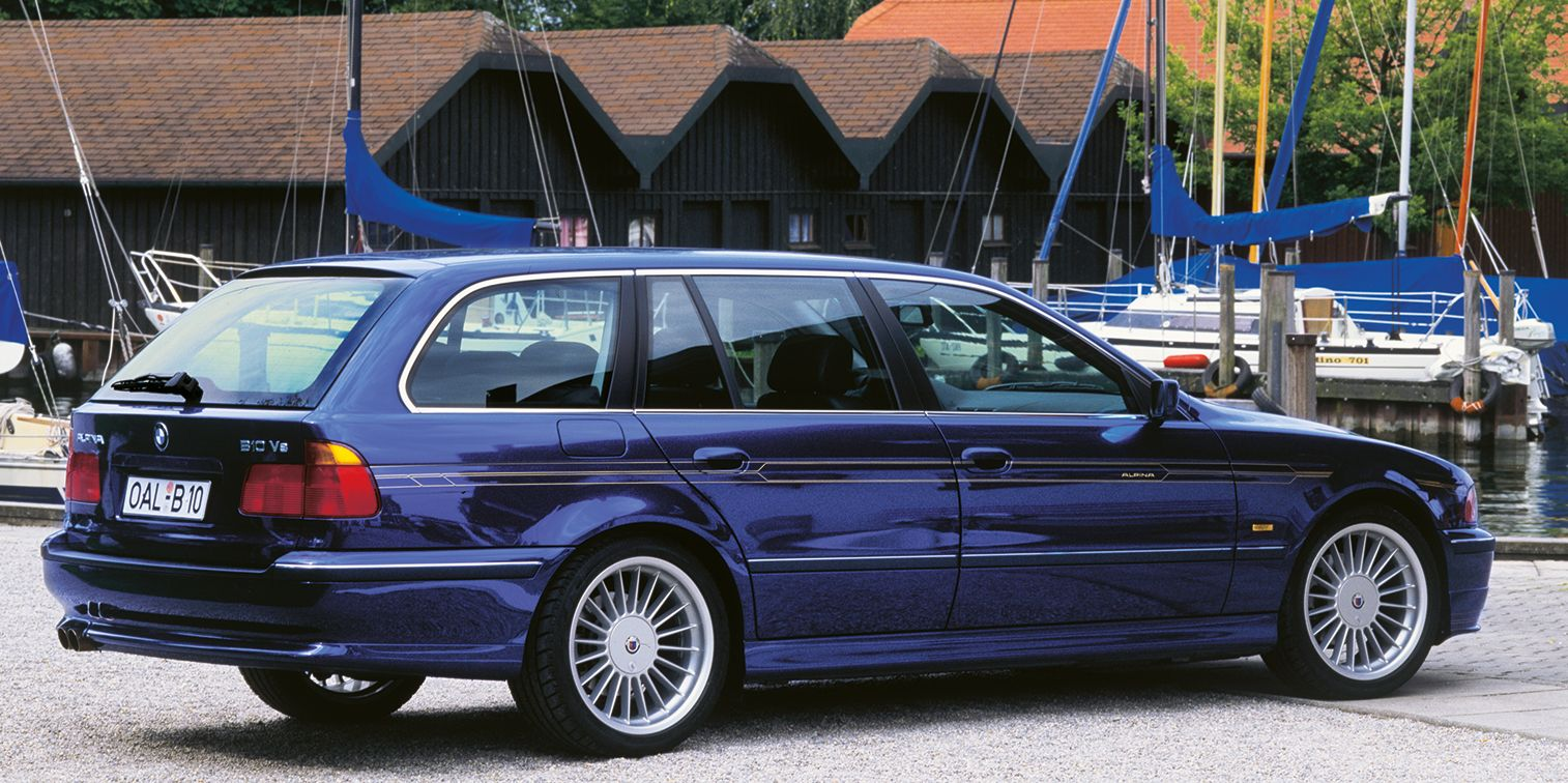 The B10 V8's Sound Is Alpina's Greatest Achievement