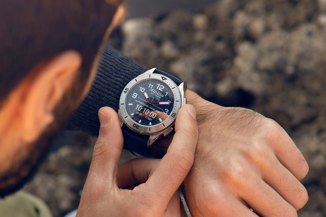 alpina alpinerx alive watch