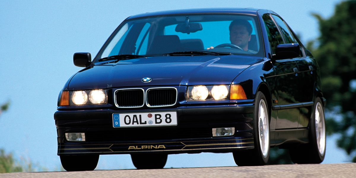 The Alpina B8 Is the Best-Sounding BMW E36