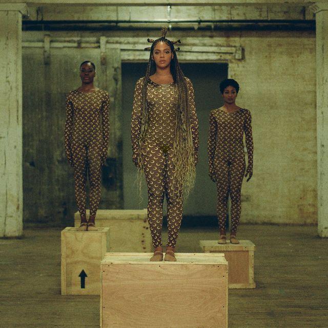 black is king beyonce visual album