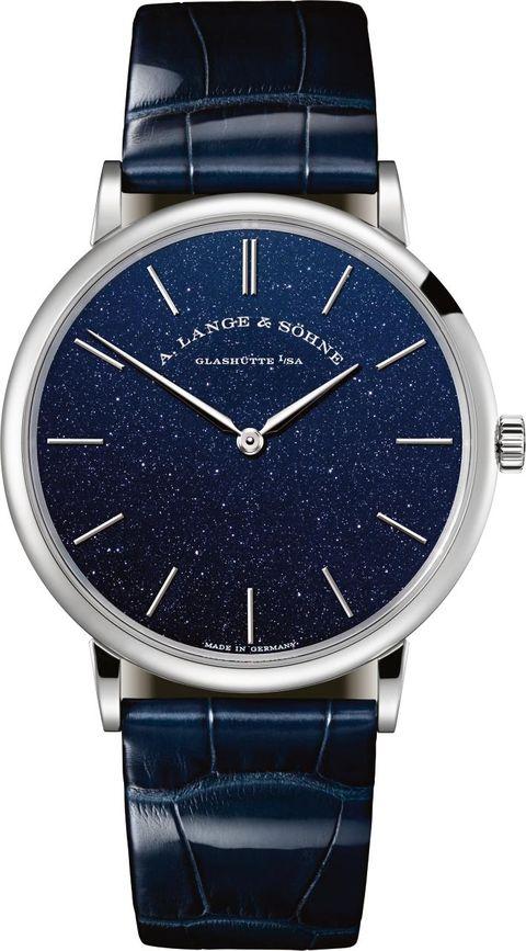 Watch, Analog watch, Watch accessory, Blue, Strap, Fashion accessory, Jewellery, Silver, Electric blue, Font,