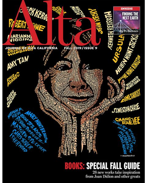 alta cover, fall 2019, issue 9