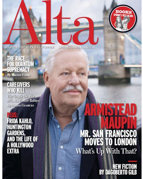 alta cover, spring 2020, issue 11