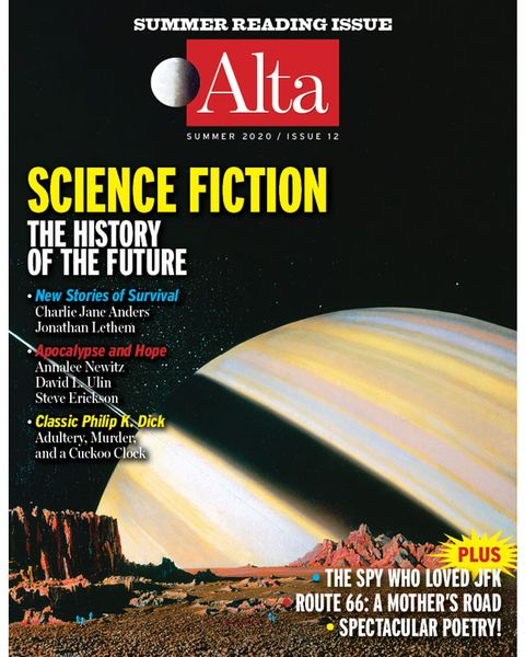 alta cover, summer 2020, issue 12