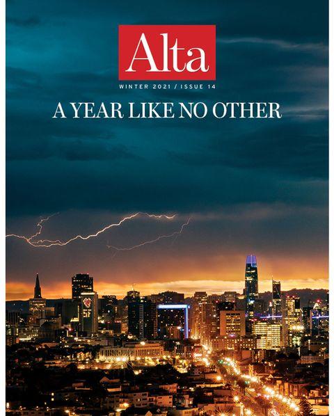 alta winter 2021issue 14 cover