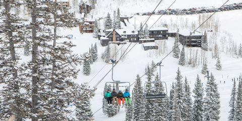 Alta Ski Area -Alta Lodge