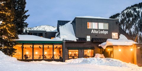 Alta Ski Area - Alta Lodge