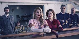 Netflix estrena Alta Mar, su nueva serie española