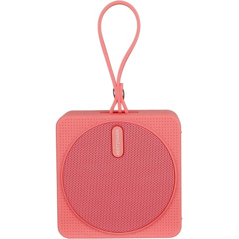 Pink, Red, Orange, Handbag, Bag, Rectangle, Fashion accessory, Circle, Peach, Material property,