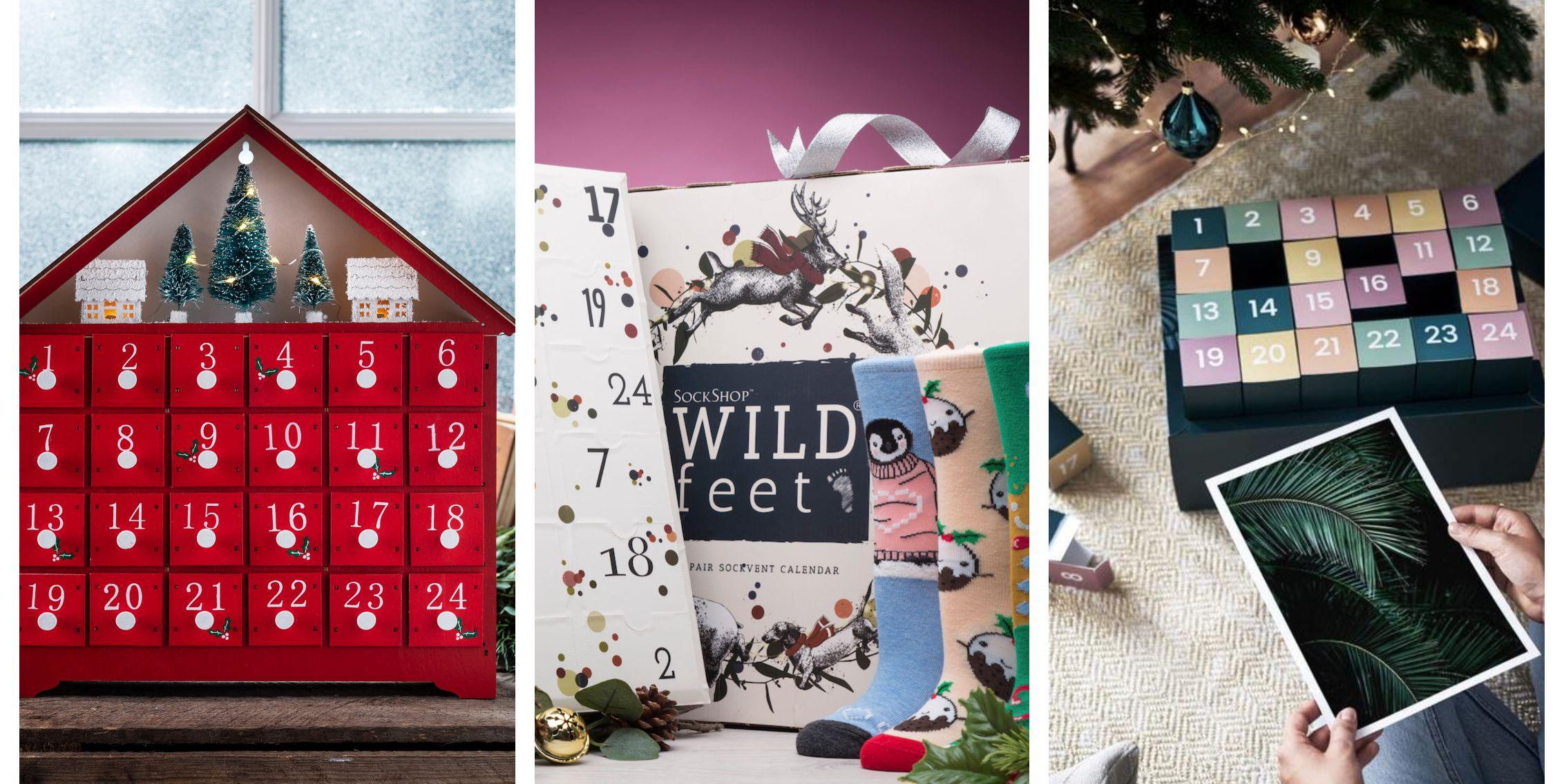 The best alternative advent calendars for Christmas