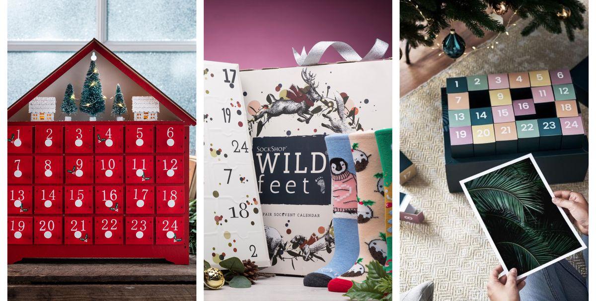 18 alternative advent calendars best christmas advent. Black Bedroom Furniture Sets. Home Design Ideas