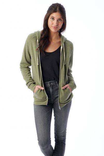 best sustainable fashion brands - alternative apparel