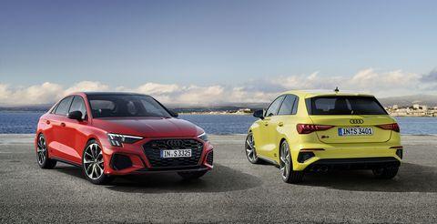 nuevo audi s3 sportback y sedan
