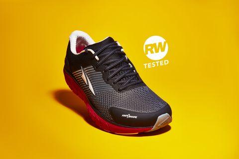 Shoe, Footwear, Walking shoe, White, Outdoor shoe, Running shoe, Yellow, Orange, Sportswear, Product,