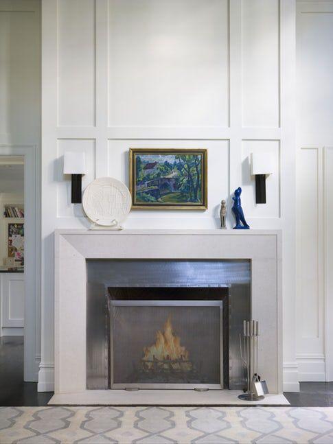 Fireplace Ideas & 65 Best Fireplace Ideas - Beautiful Fireplace Designs \u0026 Decor