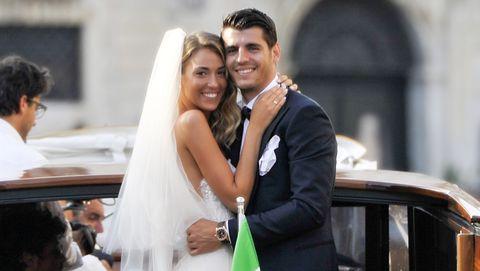 Photograph, Dress, Bride, Waterway, Boat, Gown, Romance, Vehicle, Fashion, Wedding,