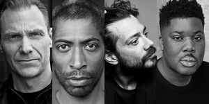 "Álvaro Morte, Hammed Animashaun, Alexandre Willaume y Johann Myers protagonizan ""The Wheel Of Time"""