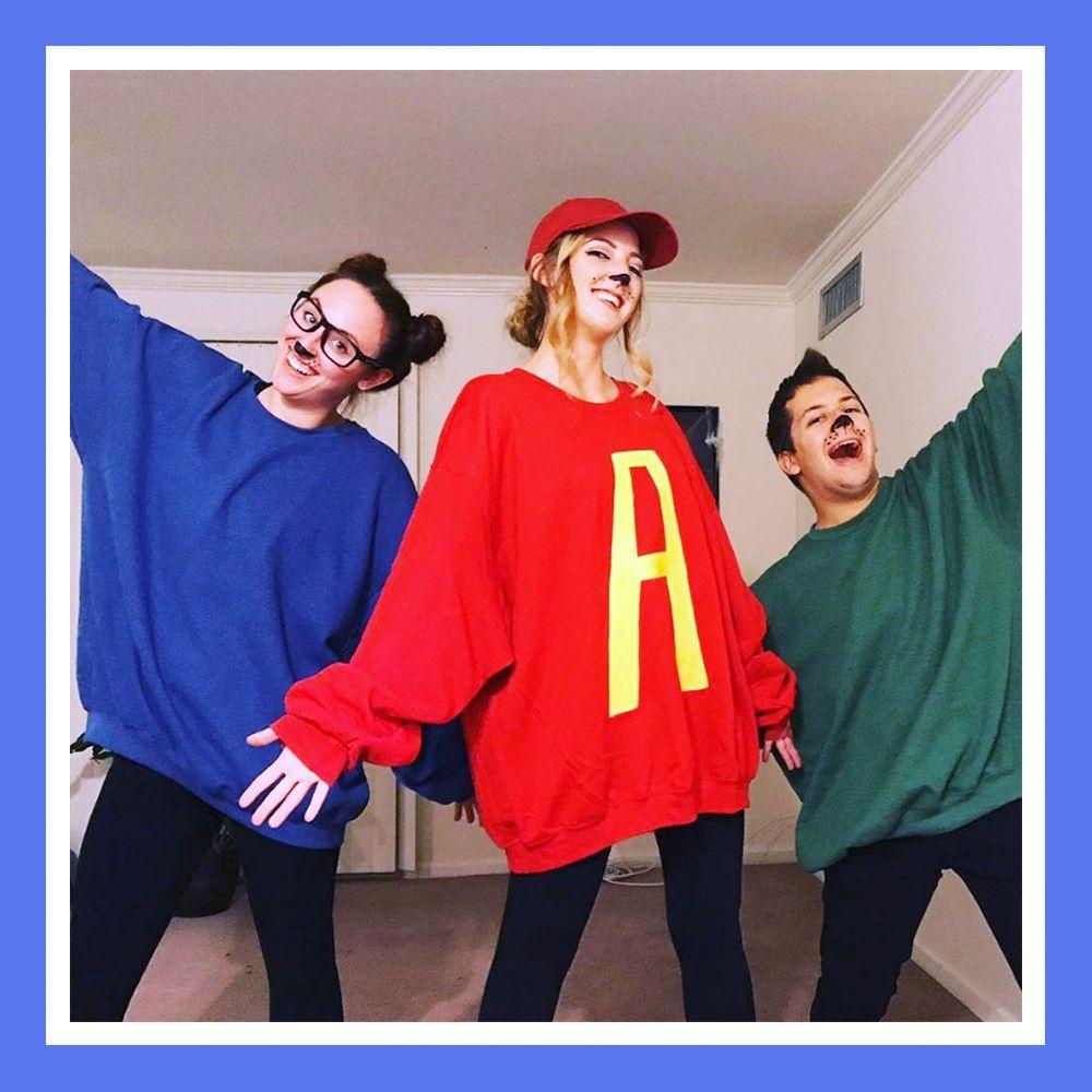 60 Last Minute Halloween Costumes 2020 Easy Diy Costume Ideas