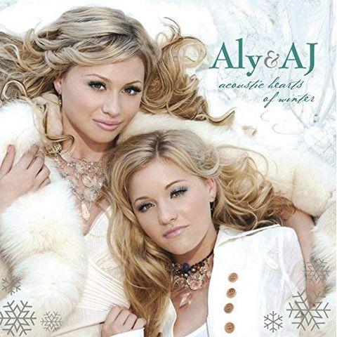Aly and AJ Christmas Album