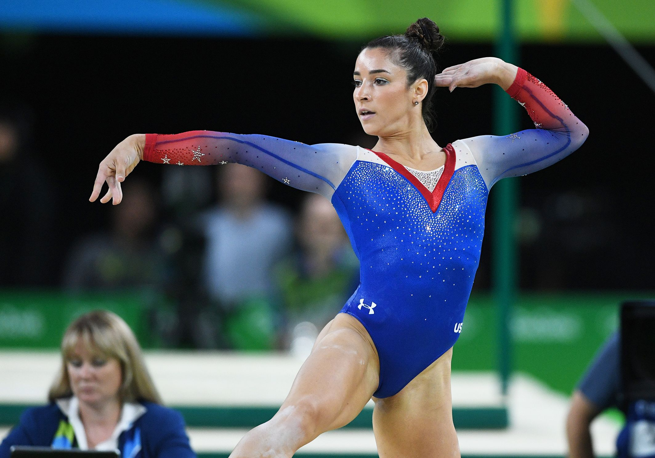 Aly Raisman Is Once Again Going To The Mat—This Time To Fight For Survivors Of Sexual Assault