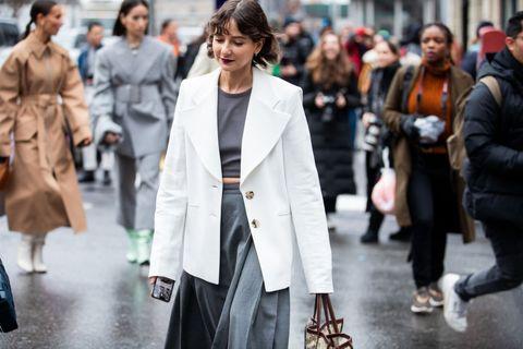 Street Style - Day 6 - New York Fashion Week February 2020