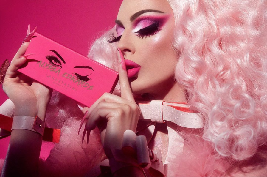 Alyssa Edwards Is Launching An Anastasia Beverly Hills Eyeshadow Palette