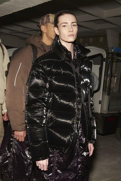 Clothing, Outerwear, Jacket, Fashion, Fur, Leather, Textile, Leather jacket, Coat, Overcoat,