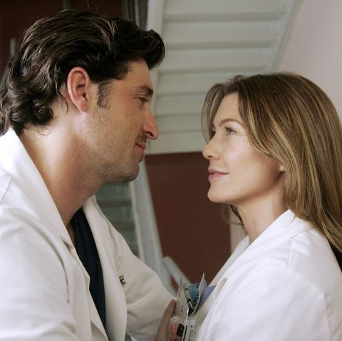 Meredith and Derek - Grey's Anatomy Quotes