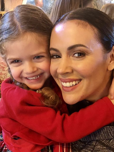 Alyssa Milano Hopes Her 3 Year Old Daughter Will Never