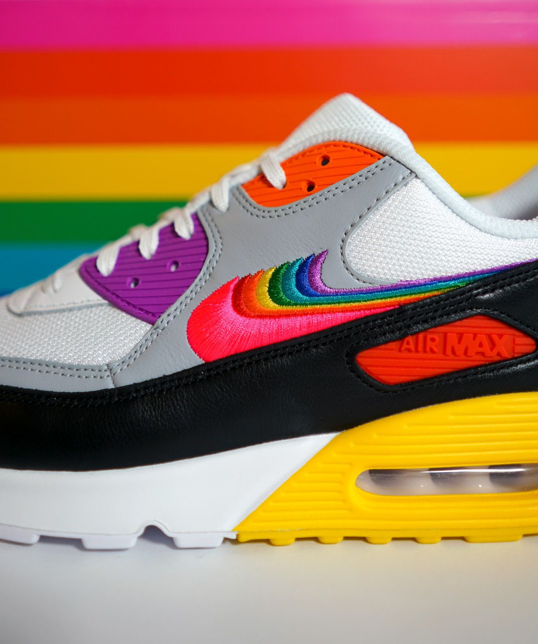 Nike BETRUE Air Max 90 and Tailwind 79 Sneakers The Story