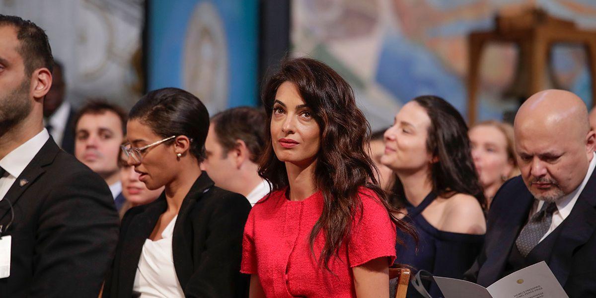 Amal Clooney news: ha subito molestie sessuali sul lavoro