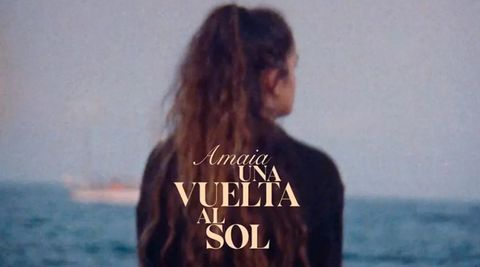 amaia en su documental de amazon