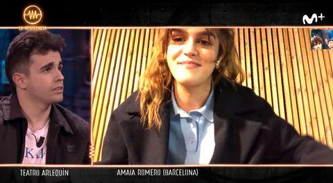Amaia Romero Diego Ibañez