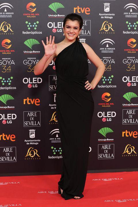 Amaia Romeropremios Goya 2020